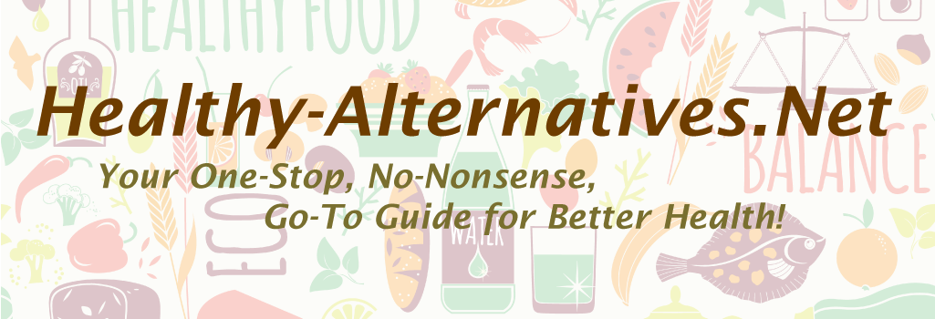Healthy Alternatives Logo