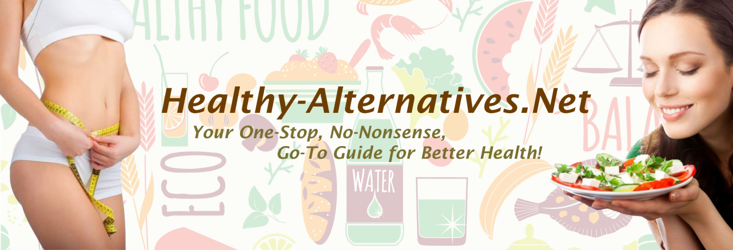 Healthy-Alternatives.net Logo