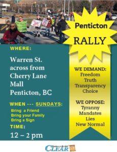 Penticton Rallies